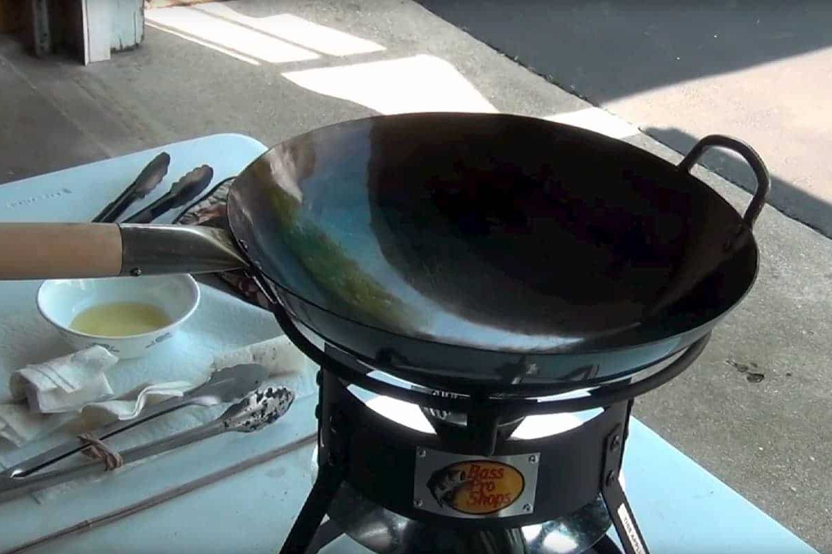 How to Season a Wok That Actually Works!
